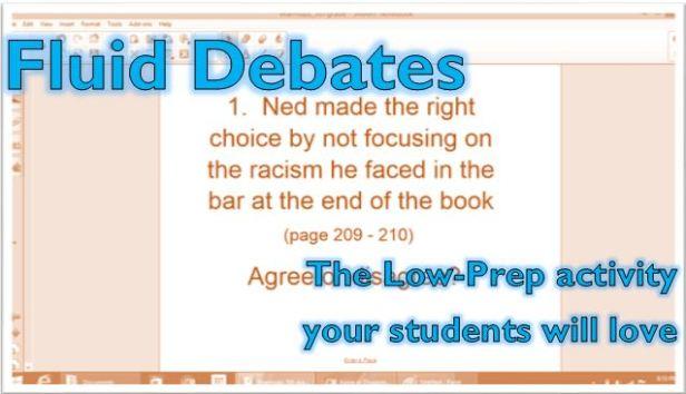 fluid debate