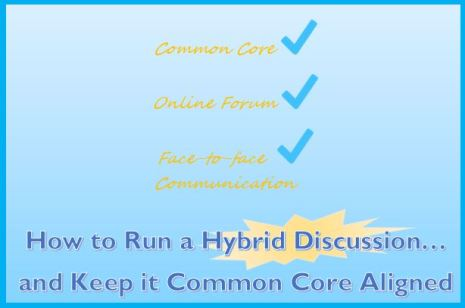 hybrid discussion